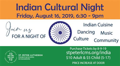 Indian Cultural Night