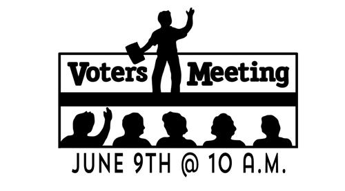 Voter's Meeting